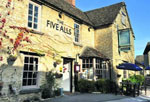 five alls filkins lechlade fly fishing bushyleaze holidays uyk trout brown